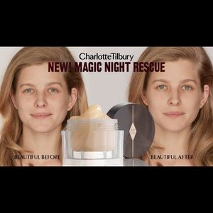 Charlotte Tilbury Magic Night Cream NIB